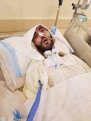 مأساة شاب مصري في غيبوبة منذ أكثر من 5 أشهر بالسعودية