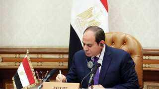 تفاصيل كلمة الرئيس السيسي في المؤتمر الدولي الثاني لدعم لبنان