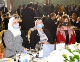 """قمة """"مصر للأفضل"""" تكرم وزيرة الهجرة لجهودها في دعم الدولة المصرية خلال أزمة """"كورونا"""""""