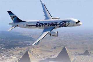 مصر للطيران تسير اليوم 44 رحلة جوية
