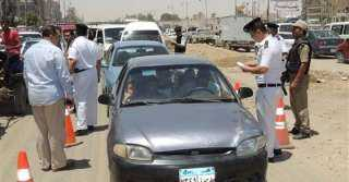 ننشر رسوم وعقوبات وموعد تطبيق قانون المرور الجديد