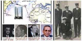 بطولات مصرية...عملية تفجير الحفار الإسرائيلى  يوم 7 مارس امام شواطئ ساحل العاج