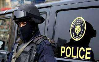 تصفية مسجل متهم بقتل أمين شرطة بالمنزلة بعد هروبه  لبورسعيد