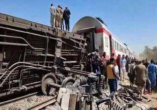 إيطاليا تعرب عن تعازيها لأسر ضحايا حادث قطار طوخ.. وتعلن تضامنها مع مصر