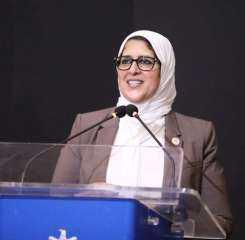وزيرة الصحة تعلن موعد إرسال وفود من الأطباء والتمريض للعمل فى ليبيا