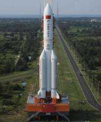عاجل .. صاروخ صيني «خارج عن السيطرة» يهدد الأرض!