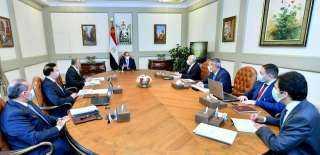 الرئيس السيسي يعرب عن تقديره لدعم القطاع المصرفي لمسيرة التنمية والمشروعات القومية بمصر