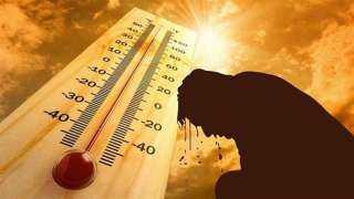 طقس شديد الحرارة...والعظمى بالقاهرة 35 وأسوان 46 درجة
