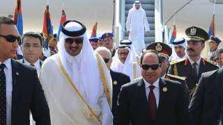 سامح شكري: دعوة قطر للرئيس السيسي لزيارة الدوحة مقدرة .. فيديو