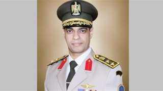 عقيد أ.ح غريب عبد الحافظ متحدثا رسميا للقوات المسلحة