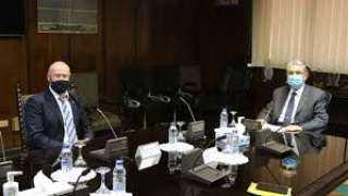 وزير الكهرباء يبحث مع سفير أستراليا سبل دعم وتعزيز التعاون