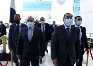 مدبولي: الحكومة المصرية لم ولن تدخر جهداً في اتخاذ أي إجراءات تدعم عمل البورصة المصرية