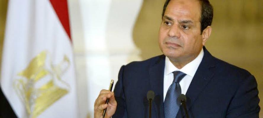 السيسي : أزمة سد النهضة تهدد استقرار المنطقة