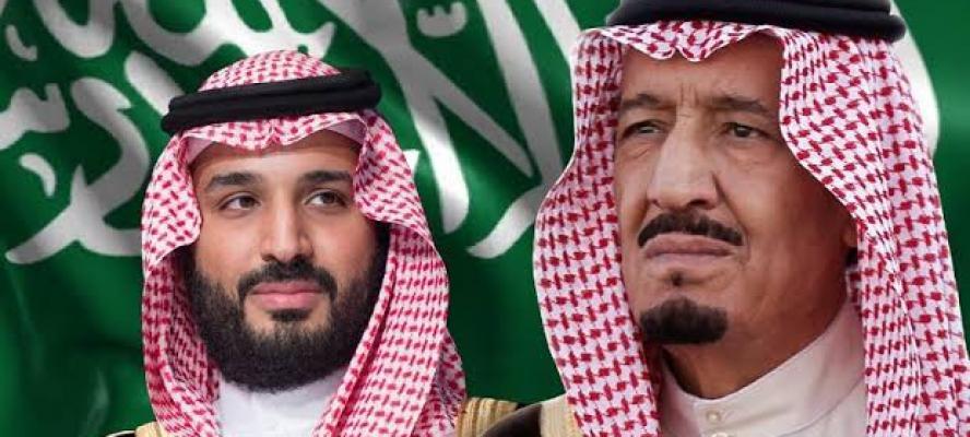 الملك سلمان وولي العهد السعودي يعزيان الرئيس السيسي في وفاة المشير طنطاوي