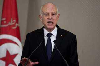 الرئيس التونسي يصدر أمرا باستمرار تعليق جميع اختصاصات مجلس النواب