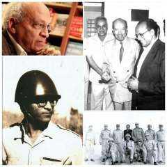 اليوم  يوافق ذكري رحيل الكاتب الكبير جمال الغيطاني  المراسل الحربي في حرب أكتوبر 73