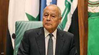 أمين الجامعة العربية يبحث التعاون الثنائي مع وزير الدولة البريطاني لشؤون الشرق الأوسط وشمال  إفريقيا