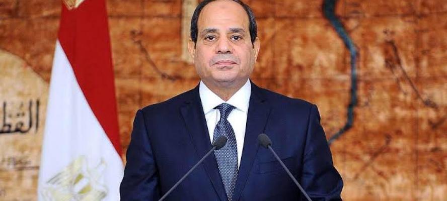 الرئيس عبد الفتاح السيسي يهنئ الشعب المصري بالمولد النبوي الشريف