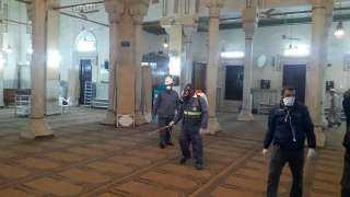 الأوقاف: إعلان ضوابط إعادة فتح دورات المياه الملحقة بالمساجد غدا