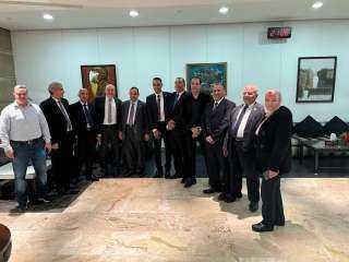 رئيس مصلحة الجمارك يعود إلى القاهرة عقب مشاركته بمنتدى الجمارك الدولى بموسكو